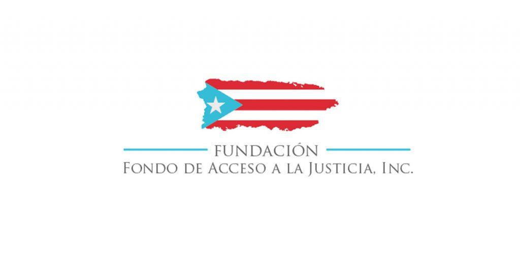 PRIMERA CONVOCATORIA FONDO LEGAL DE EMERGENCIA – TERREMOTOS PUERTO RICO Febrero 2020